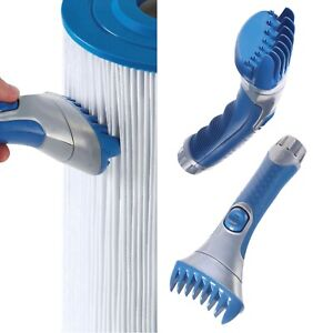 Aquafinesse Hand Held Filter Jet Cleaner Pool Hot Tub Spa Water ...
