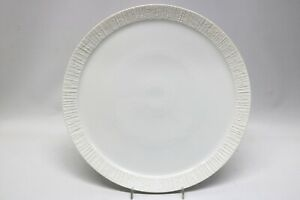 Thomas-Porzellan-Tortenplatte-Arcta-weiss-30-cm