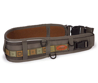 Fishpond Rio Grande Wader Belt Lumbar Support Utility Belt Fly Fishing Stone