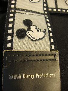 Unused Disney Mickey Mouse Camera Strap Film Frames Near-Perfect 1970s? FREEShip