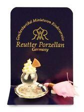Reutter Porzellan GELATO/ICE CUP bambole Tube dollhouse 1:12