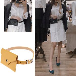 f23fa7fbd23 Details about Fashion Women Girls Waist Fanny Pack Belt Bag Pouch Travel  Hip Bum Bag Purse
