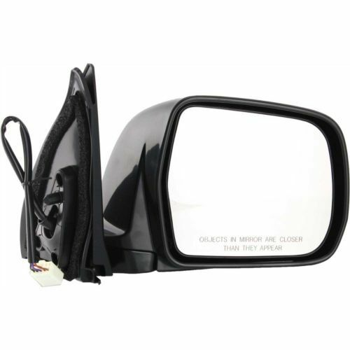 New TO1321211 Passenger Side Mirror for Toyota Highlander 2001-2007