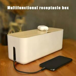 Large-Cable-Wire-Cord-Storage-Box-Case-Management-Socket-Tidy-Safety-Organizer
