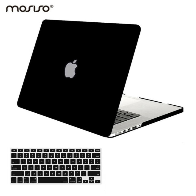 new product de078 f5179 Mosiso Shell Case for Macbook Pro 13 15 Retina 2012 2013 2014 2015 Mac 12  inch