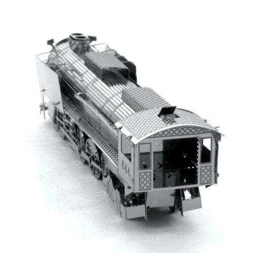 Fascinations Metal Earth 3D Laser Cut Steel Model Kit Steam Locomotive Train