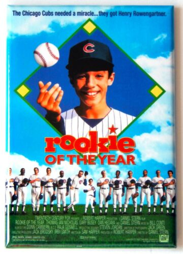 Rookie of the Year FRIDGE MAGNET movie poster