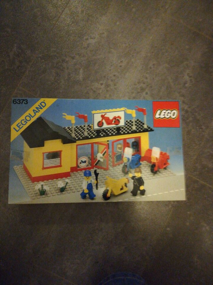 Lego andet, 6373