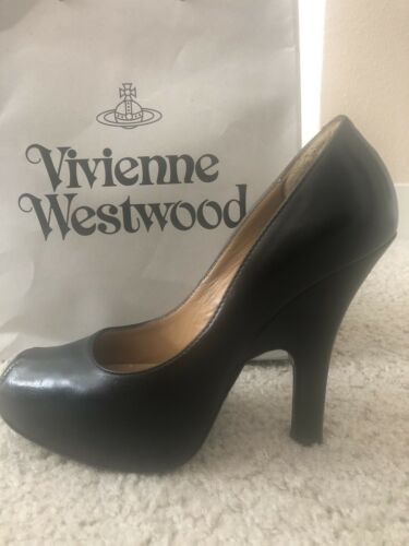 Vintage Vivienne Westwood Elevated Court Shoes