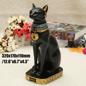 12-6-039-039-Egyptian-Bastet-Bast-Goddess-Collectible-Cat-Figurine-Statue