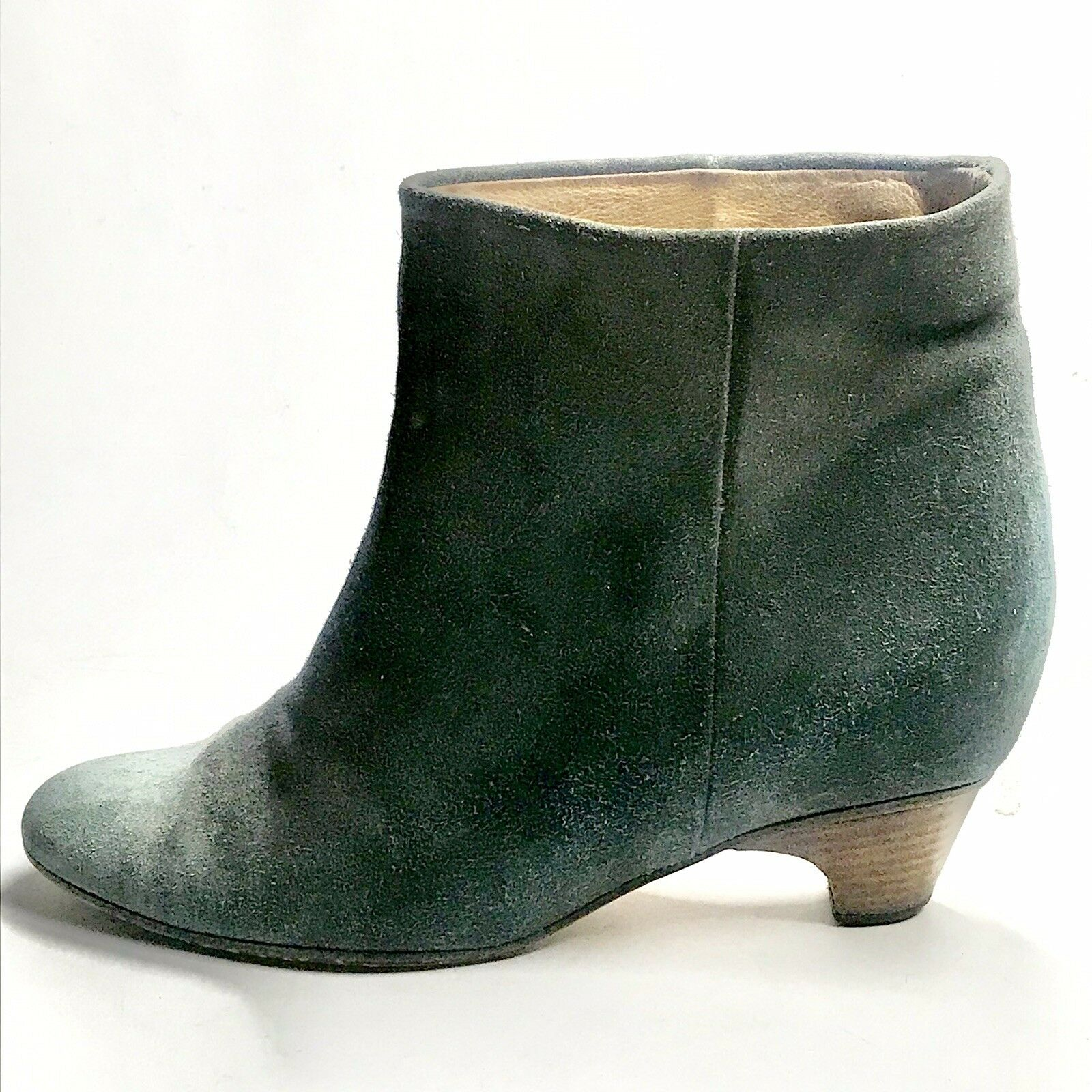 Masion martin Suede Ankle Bootie