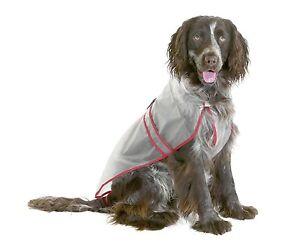 Karlie-capa-de-lluvia-Perros-Classic-rojo-30-cm-Abrigo-Chaqueta-Impermeable