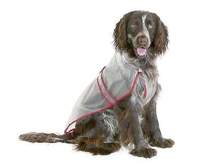 Karlie Impermeabile Per Cani Classic - Rosso - 30 Cm Cappotto Giacca Per Farti Sentire A Tuo Agio Ed Energico