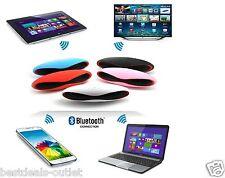 Wireless Rugby Bluetooth Speaker - FM Radio, LED Handsfree Calling, USB, MicroSD