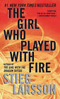 The Girl Who Played with Fire: Book 2 of the Millennium Trilogy by Stieg Larsson (Paperback / softback)