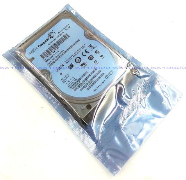 Seagate Momentus 5400.6 ST9500325AS 500GB,Intern,5400RPM  HARD DRIVE