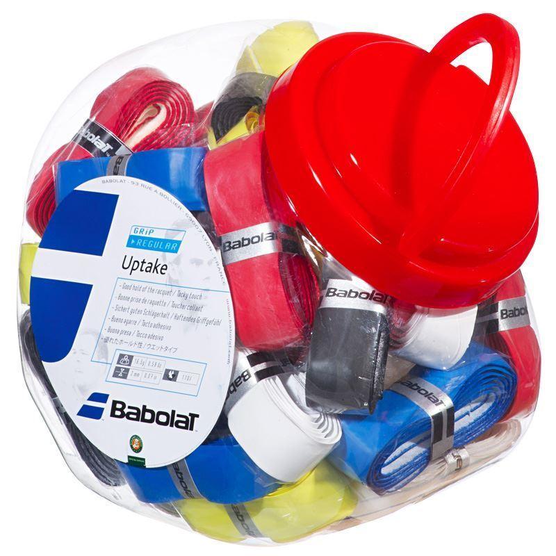Babolat Uptake Replacement Grip Assorted (30 Jar)