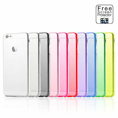 iPhone 6s 6 6s Plus Case For Apple Ultra Slim Gel Cover
