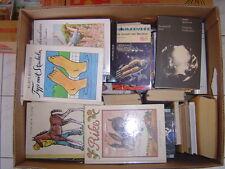 Große Kiste Bücher, Bananenkiste, für Leseratten ca. 40 Stück, 24