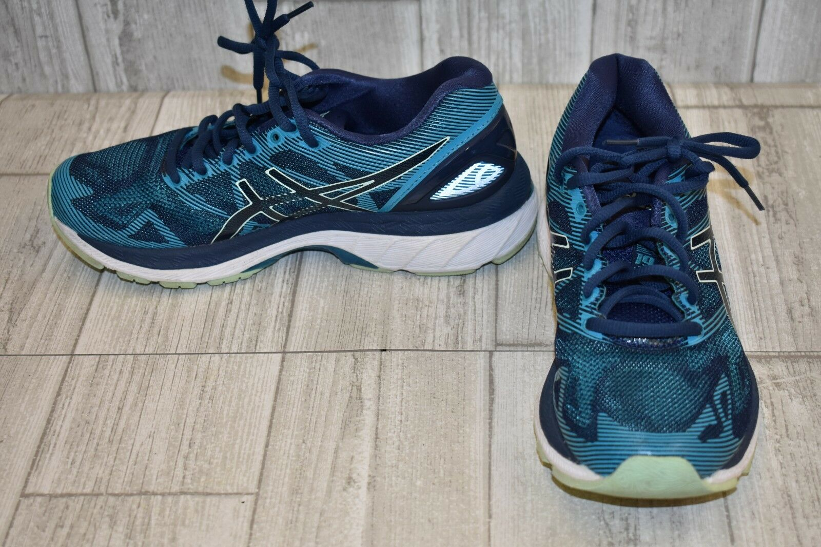 ASICS GEL-Nimbus 19 Running shoes - Women's Size 5.5 Navy