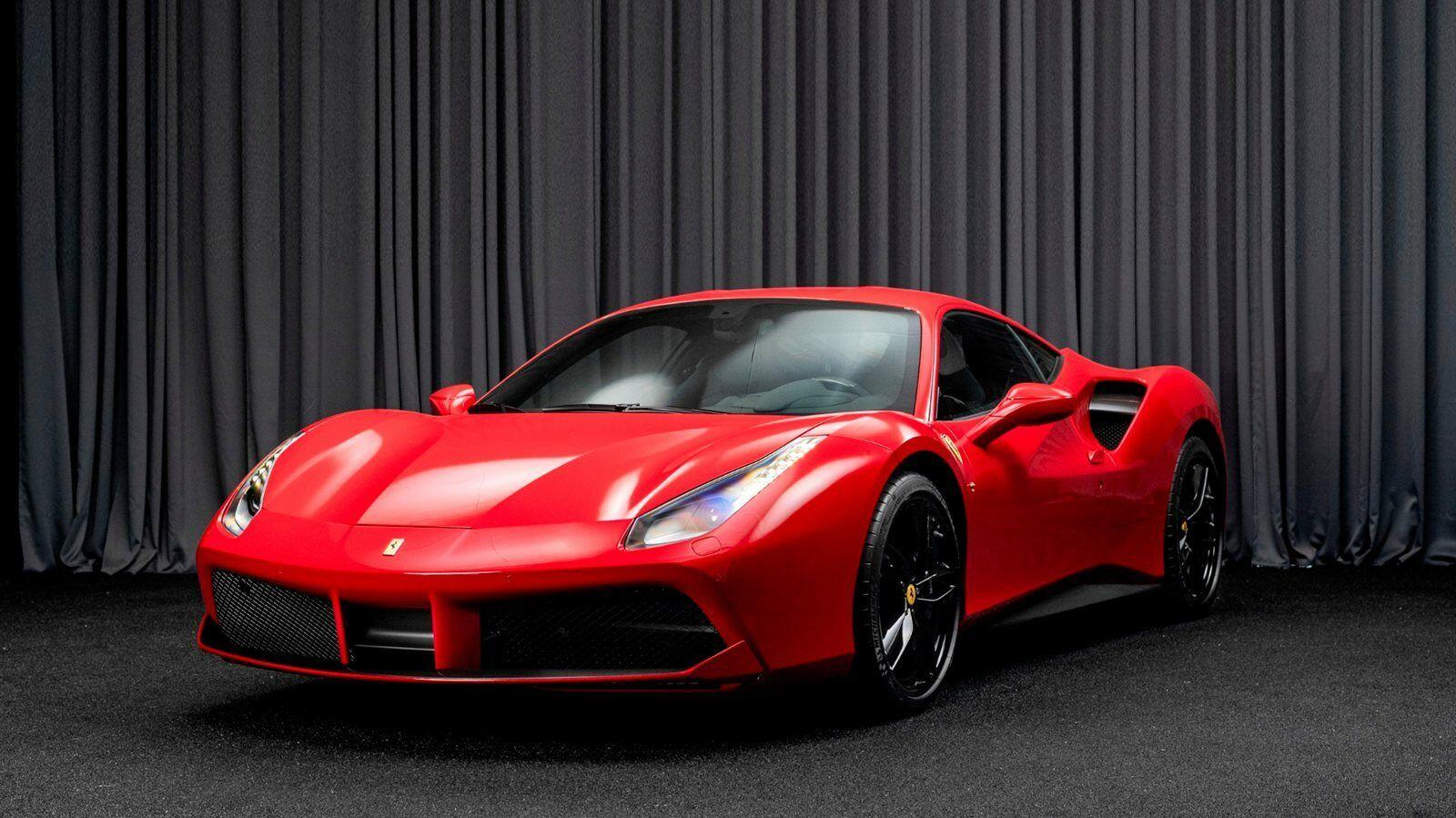Ferrari 488 GTB 3,9 DCT 2d - 1.863.290 kr.