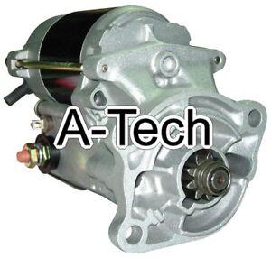 Details about STARTER CATERPILLAR LIFT TRUCK W/ PEUGEOT XN1P GAS ENGINE