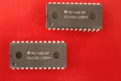 MC146818AP MOTOROLA INTEGRATED CIRCUIT MC146818P