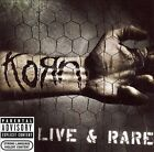 Live & Rare [PA] by Korn (CD, May-2006, Sony Music Distribution (USA))