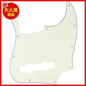 Special Limited Edition Color Ivory Jb Pick Guard Jazz Bass Mexico Aw20