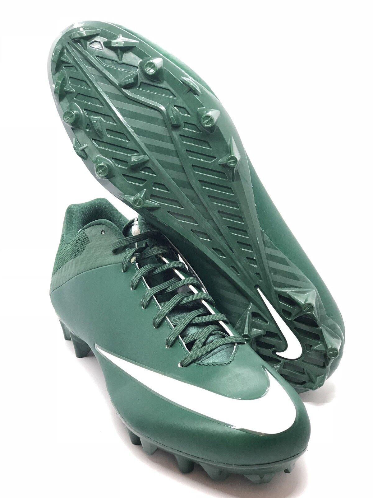 98b873c358c Vapor Speed 2 Low TD CF Football Cleats - Green White 847097-311 Sz 15 NIKE  Mens nsmkgv10406-Men