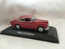 Volvo 121 Amazon 1966 grau 1:43 MaXichamps Minichamps neu & OVP 940171001