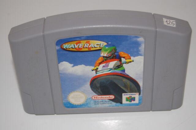 Wave Race pour Nintendo 64