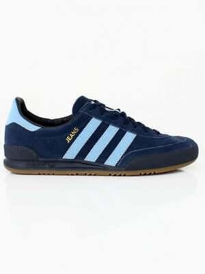 Deformar India Amplificar  Adidas Jeans B42230 Gamuza ~ Azul Zapatillas ~ Originals ~ últimos ~  Coleccionable | eBay