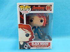 Funko POP! Black Widow Marvel Avengers Age of Ultron #91 Vinyl Bobble-Head