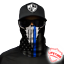 SA-COMPANY-FACE-SHIELD-240-Styles-Schal-Maske-Bandana-Tube-Halstuch-BLITZVERSAND Indexbild 39