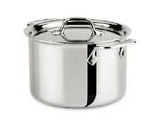All-Clad 4303 SS 3-Ply Bonded Dishwasher Safe 3-Qt Casserole/Soup Pot w/Lid