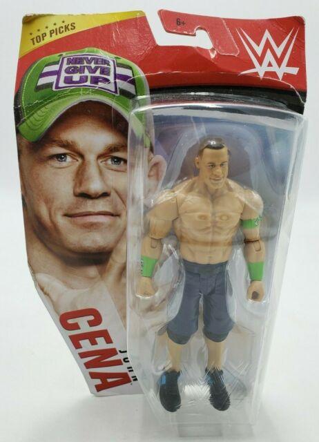 "Le rock /& John Cena Wrestling figures WWE MATTEL Jouet Figurine 3/"" Action Figure"