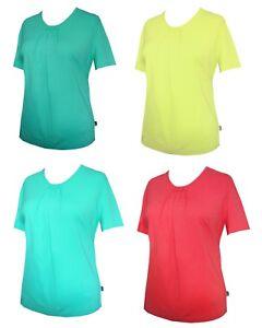 Schneider Sportswear Damen T-Shirt Pulli Kurzarm 96% Baumwolle Gr. 40