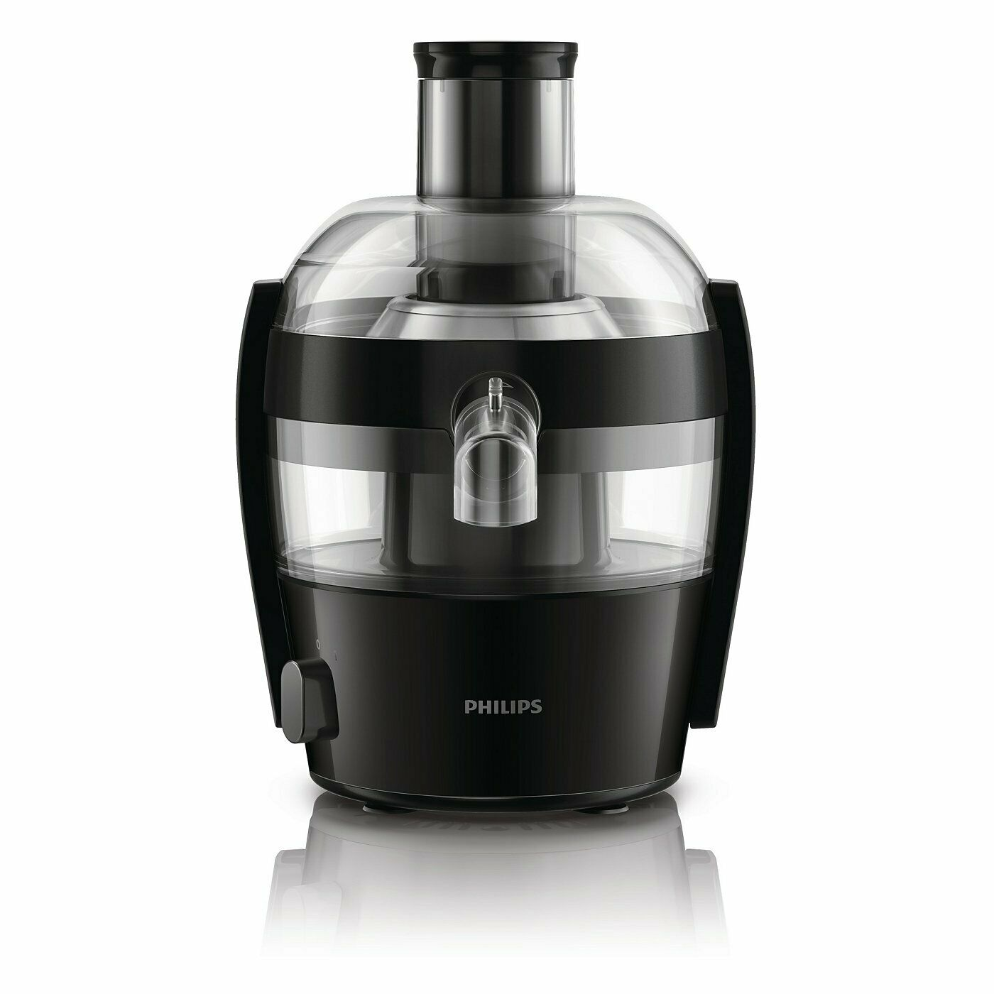 PHILIPS Viva Collection HR183200 Entsafter 400W Tropf Stopp 1.5 Liter B Ware