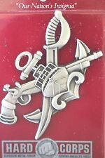 USN NAVY SENIOR SWCC SPECIAL WARFARE CRAFT CREW FULL SIZE QUALIFICATION BADGE A