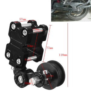 Universal-Chain-Adjuster-Tensioner-Bolt-Roller-Motorcycle-Modified-Accessories