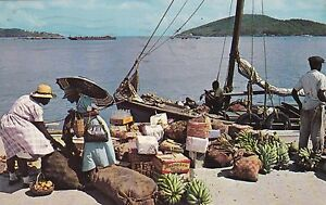 Virgin-Islands-St-Thomas-Waterfront-Vendors-1965-sk4466