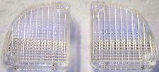 67 68 69 70 71 72 Chevy GMC  truck Fleetside backup light lenses LH & RH