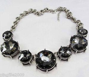 New-Design-crystal-Bib-Statement-neon-Necklace-collar-472