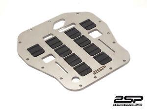 2SP Oil Pan Sump Baffle Plate Fits: Subaru EJ20, EJ22, EJ25