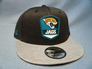 New-Era-9Fifty-Jacksonville-Jaguars-On-Field-Road-Snapback-BRAND-NEW-hat-cap-Jag