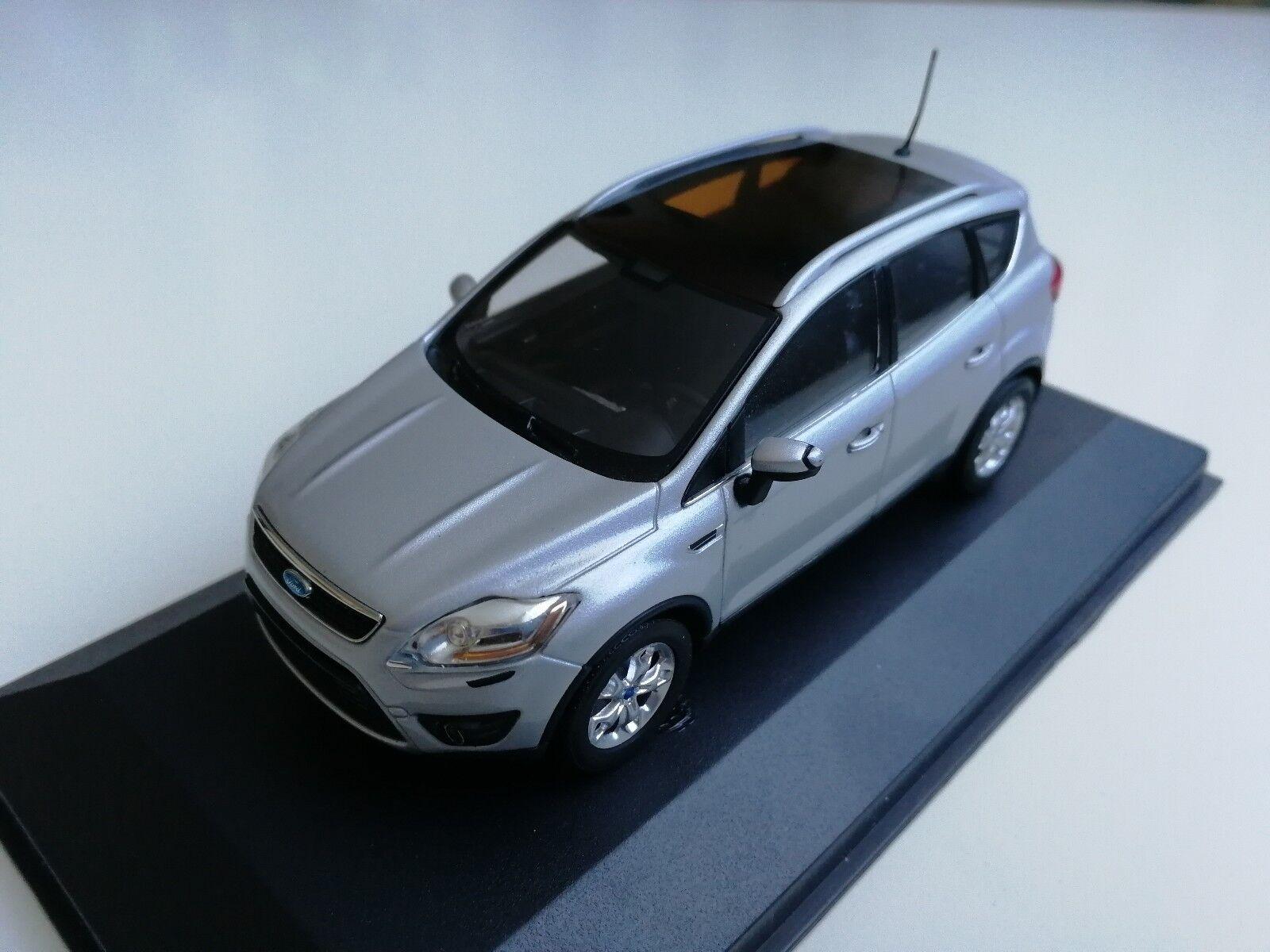 Ford Kuga 2008-11 silver (Minichamps) 1 43