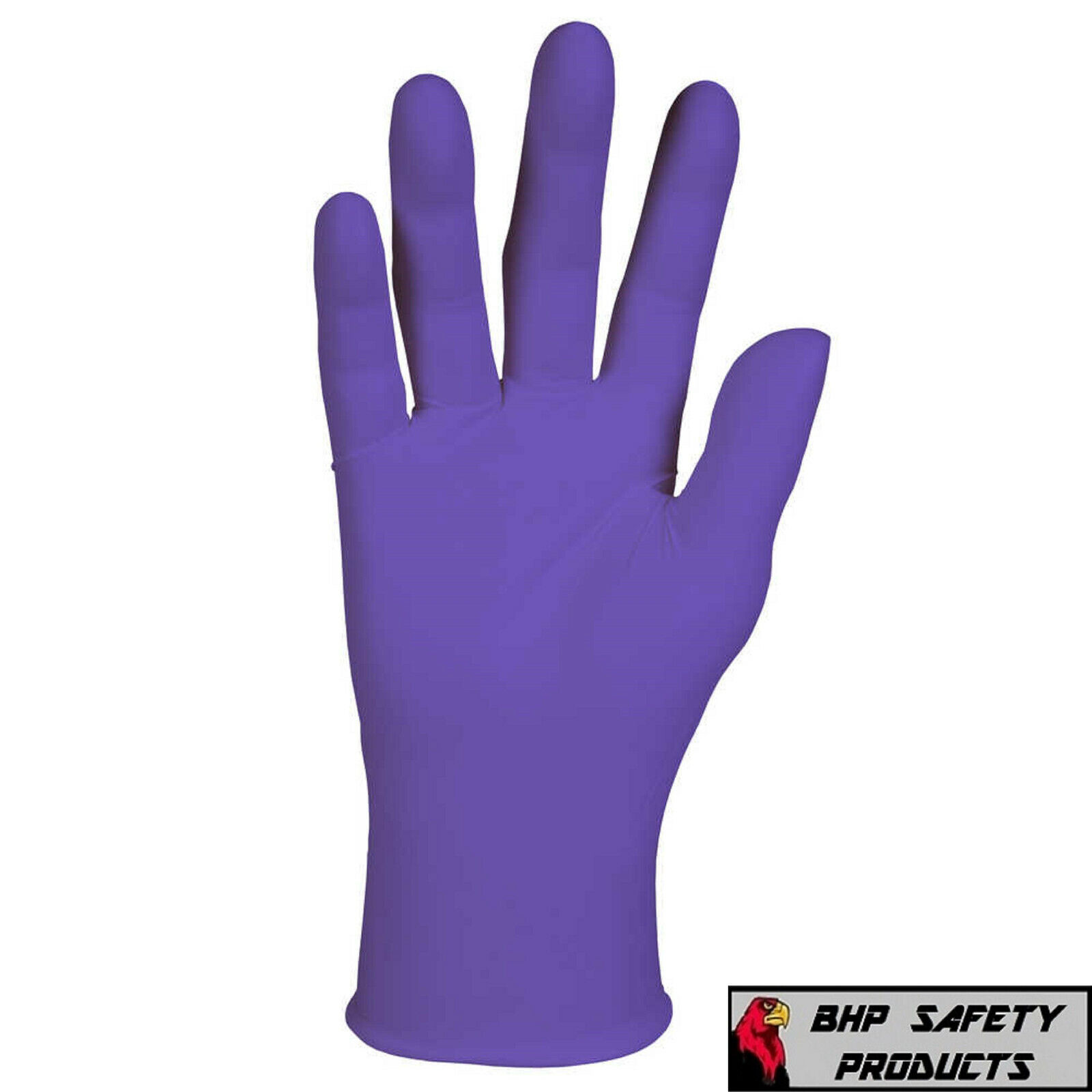 Haylard//Kimberly Clark Purple Nitrile Pack of 3 Size Xsmall 55080 300 gloves