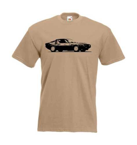 Alfa Romeo Montreal Fan Shirt