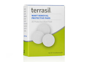 Details about Terrasil Wart Removal Protective Pads - 2 Pack - Protects  Warts While Healing